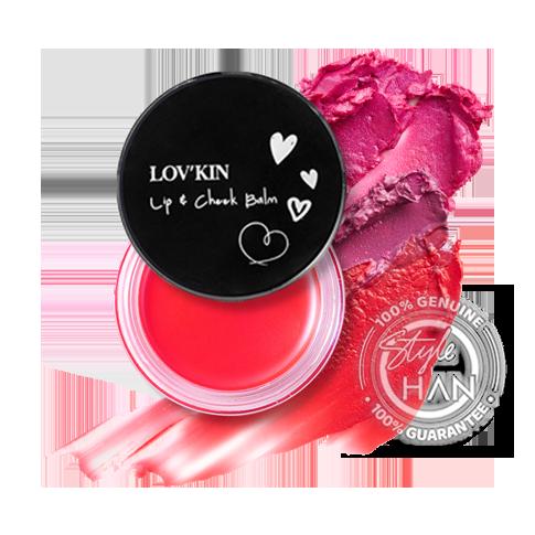 Lov'kin Lip & Cheek Balm