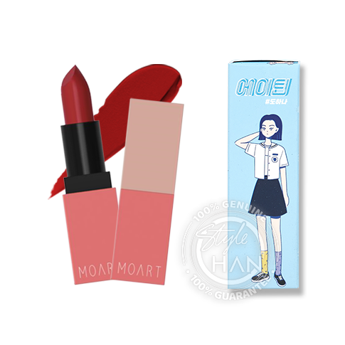 Moart Velvet Lipstick R4 Vintage Rose (A-TEEN EDITION)