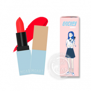 Moart Velvet Lipstick T1 Ready To Hot (A-TEEN EDITION)