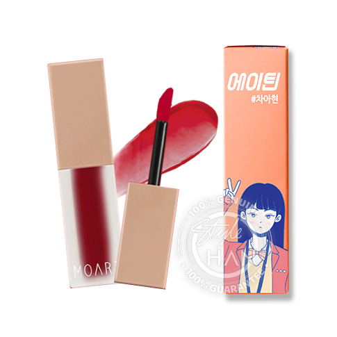 Moart Color Lasting Tint C2 Jester Red (A-TEEN EDITION)