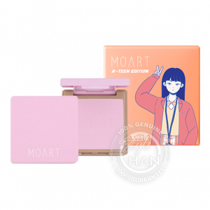 Moart Velvet Blusher F2 Full Of Lavender (A-TEEN EDITION_Cha A Hyun)