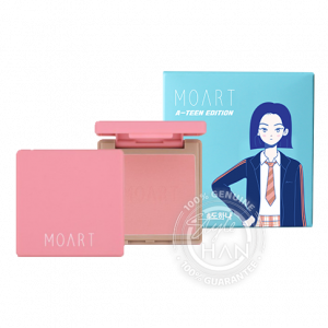 Moart Velvet Blusher F1 Full Of Coral (A-TEEN EDITION_Do Ha Na)