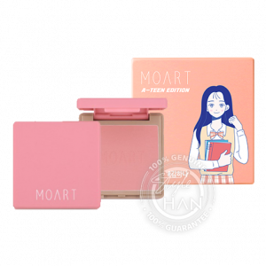 Moart Velvet Blusher F4 Full Of Rosypink (A-TEEN EDITION_Kim Ha Na)