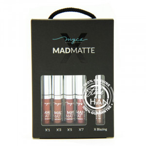 MYCA Matte Lip Cream Madmatte X