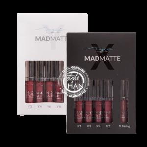 MYCA Matte Lip Cream Madmatte