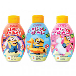 Madelyn Minion Head To Toe 250ml
