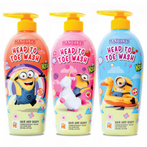 Madelyn Minion Head To Toe 500ml
