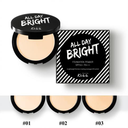 Malissa Kiss All Day Bright Foundation Powder