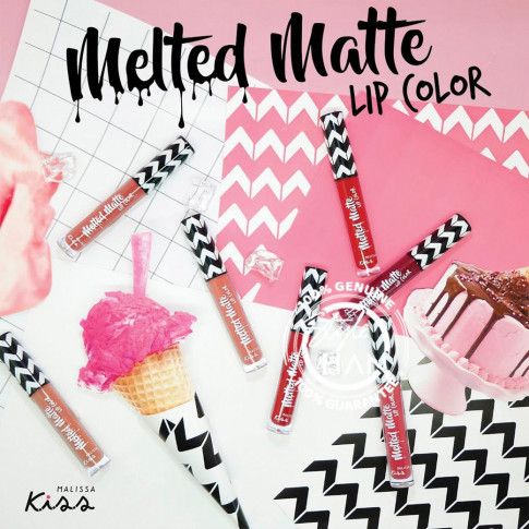 Malissa Kiss Melted Matte Lip