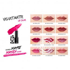 Malissa Kiss Velvet Matte Lip