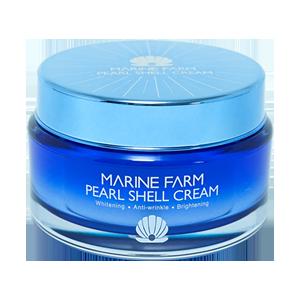 Marine Farm Pearl Shell Cream