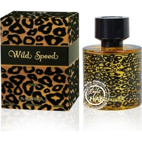 Maryaj Wild Speed For Him Eau De Parfum