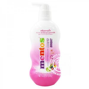 Mentos Shower Cream Fresh Collagen 500ml