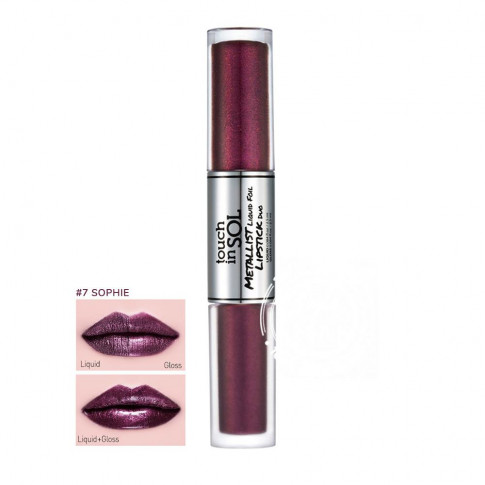 Touch In Sol Metallist Lipstick