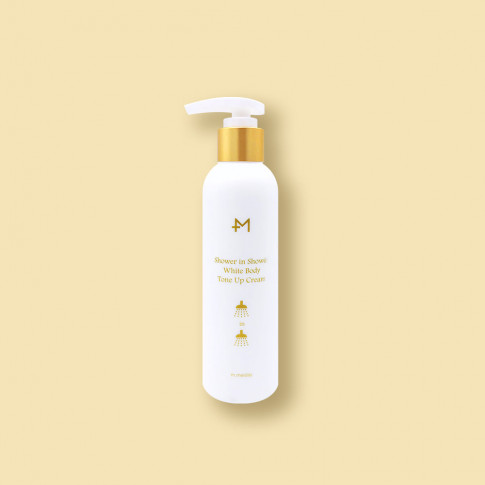 Mmeiday Shower In Shower White Body Tone Up Cream 200g