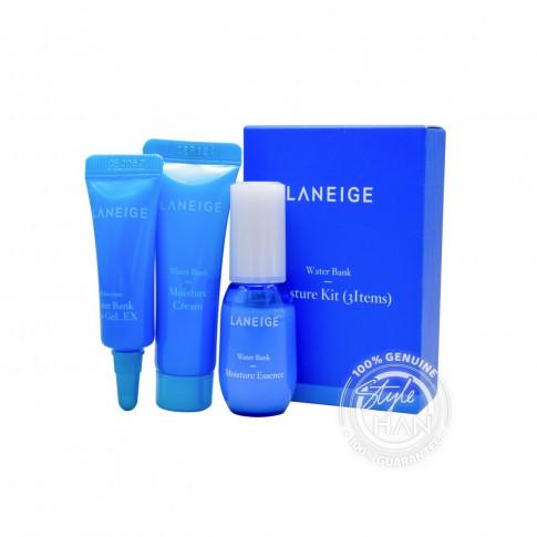 Laneige Water Bank Moisture Kit (3 Items)