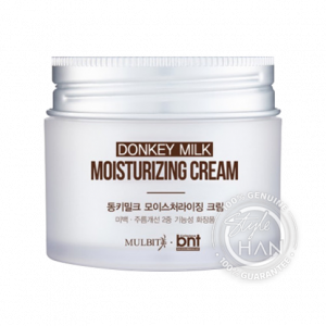 Mulbit Donkey Milk Moisturizing Cream