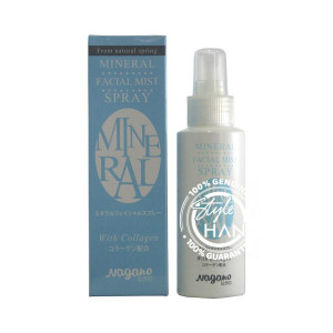 Nagano Mineral Facial Spray
