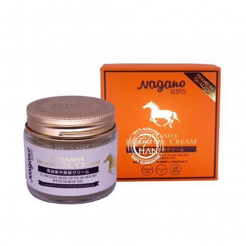 Nagano Intensive Horse Oil Cream