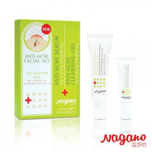 Nagano Anti-Acne Facial Set