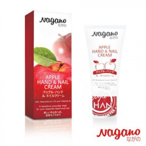 Nagano Apple Hand & Nail Cream