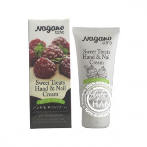 Nagano Sweet Treats Hand & Nail Cream