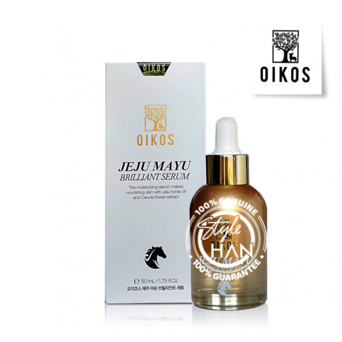 OIKOS Jeju Mayu Concentrated Ampoule