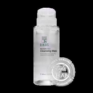 OIKOS Moisture Aloe Cleansing Water
