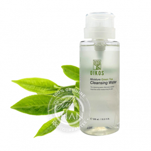 OIKOS Moisture Green Tea Cleansing Water