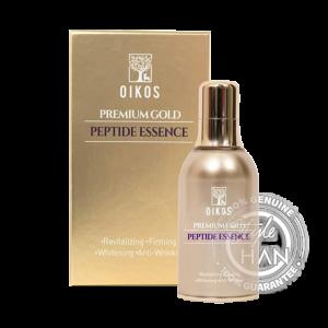 OIKOS Premium Gold Peptide Essence