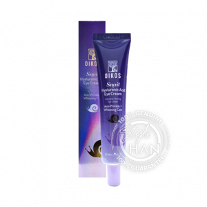 OIKOS Snail Hyaluronic Acid Eye Cream
