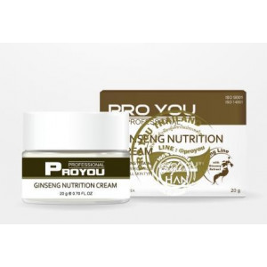 PRO YOU Ginseng Nutrition Cream 20g