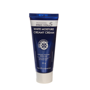 PRO YOU White Moisture Creamy Cream