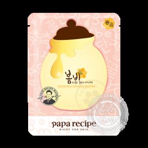 Papa Recipe Bombee Rose Gold Honey Mask Pack (1ea)