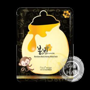 Papa Recipe Bombee Black Honey Mask (1ea)