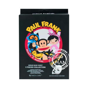 Paul Frank Series Set Mask Sheet