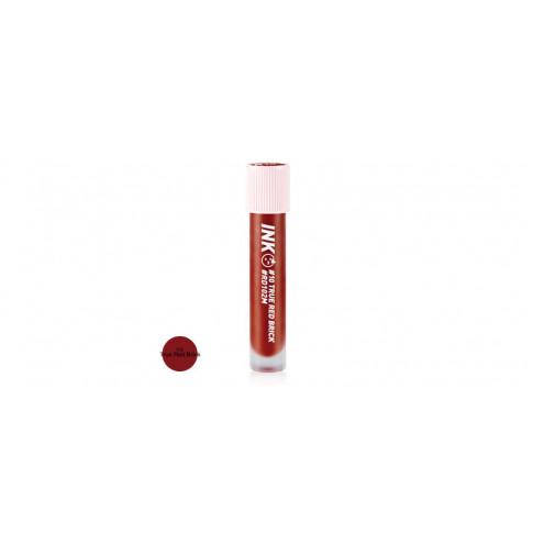 Peripera Ink Matte Blur Tint #10 True Red Brick