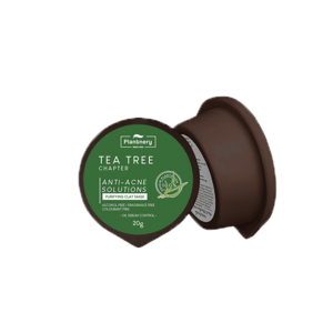Plantnery Purifying Clay Mask Tea Tree 20 g