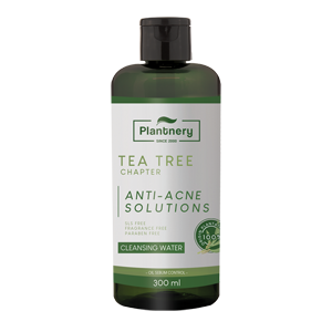 Plantnery Tea Tree First Cleansing Water 300 ml