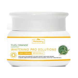 Plantnery Yuzu Orange Day Cream SPF30 PA+++ 50 g
