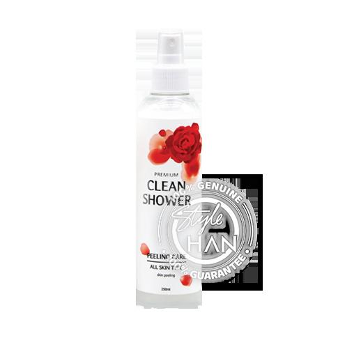 Premium Clean Shower Peeling Care