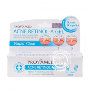 Provamed Acne Retinol-A Gel 10g