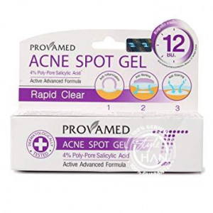Provamed Acne Spot Gel For T-Zone 10g