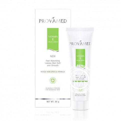Provamed Vitamin E Cream Serum 50ml