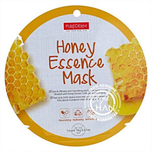 Purederm Honey Collagen Mask