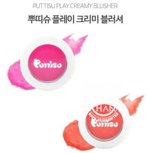 Puttisu Play Creamy Blusher