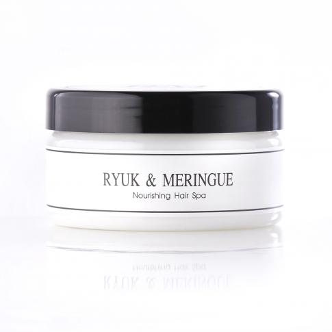 Ryuk & Meringue Nourishing Hair Spa, Type Bowl