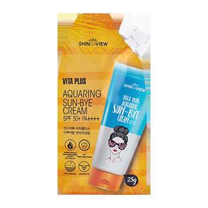 Shinsiaview Vita Plus Aquaring Sun-Bye Cream