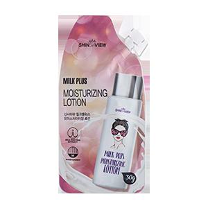 Shinsiaview Milk Plus Moisturizing Lotion