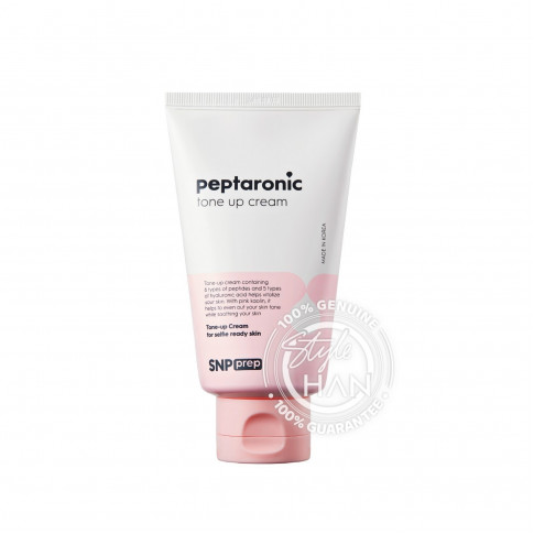 SNP prep Peptaronic Tone-up Cream